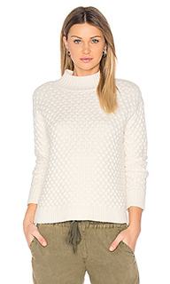 Honeycomb turtleneck sweater - 1. STATE