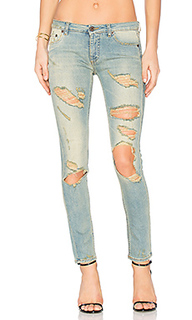 Skinny 5 pockets jean - OFF-WHITE