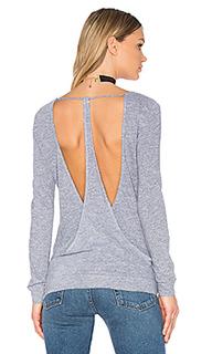 Back drape pullover - Lanston