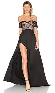 Вечернее платье montana - Elle Zeitoune