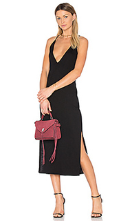 Slit cami midi dress - Lanston