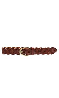 Braided hip belt - Linea Pelle