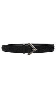 Woven belt - Linea Pelle