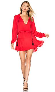 Сплошное мини платье pilar - Karina Grimaldi
