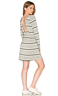Мини платье с перекрестными шлейками сзади - Chaser