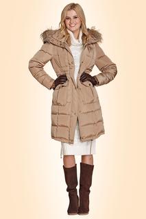 Пальто-пуховик Apart