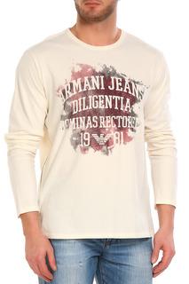 Футболка с длинным рукавом Armani Jeans