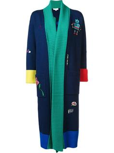 long knit cardigan Mira Mikati
