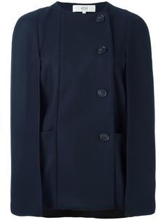 куртка со смещенной застежкой на пуговицы  Vanessa Bruno Athé