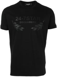 футболка '24-7 STAR' Dsquared2
