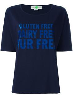 футболка 'Gluten' Stella McCartney