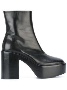 ботинки на платформе A.F.Vandevorst