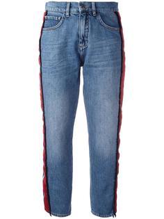 side stripe jeans  Victoria Victoria Beckham