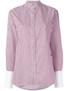 'Structured Cuff' shirt Victoria Victoria Beckham