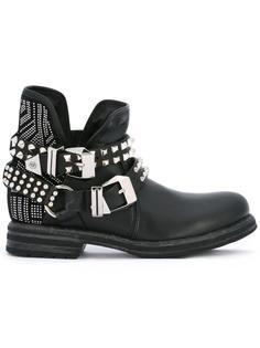 байкерские ботинки 'Totem'  Philipp Plein