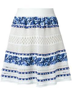 crochet skirt Cecilia Prado