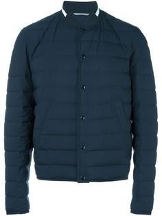 куртка-пуховик без воротника Dior Homme
