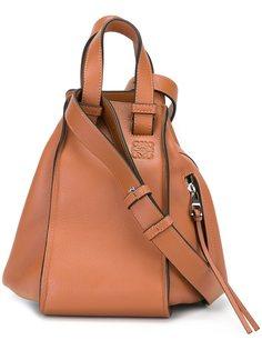 сумка-тоут с контрастной строчкой Loewe