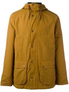 hooded jacket Barbour