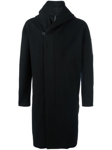 пальто с капюшоном Attachment