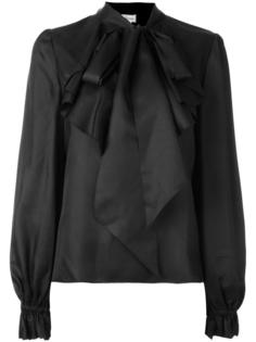 блузка с завязкой на бант 'Atlas'  Temperley London