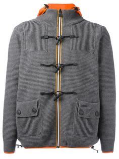куртка с накладными карманами Bark