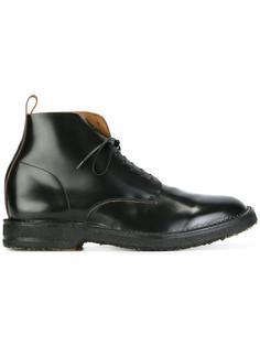 ботинки в стилистике оксфордов Buttero