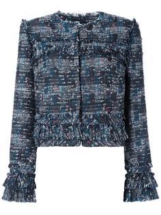 пиджак с многослойными манжетами Diane Von Furstenberg