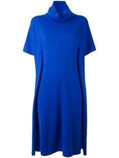 трикотажное платье с драпировкой Unconditional