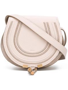 круглая мини-сумка 'Marcie' Chloé