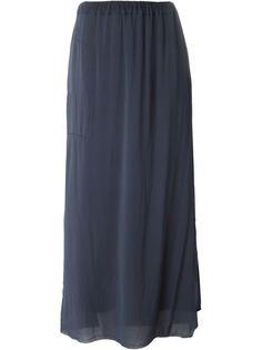 длинная юбка прямого кроя Kristensen Du Nord