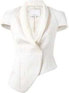 стёганая куртка асимметричного кроя 3.1 Phillip Lim
