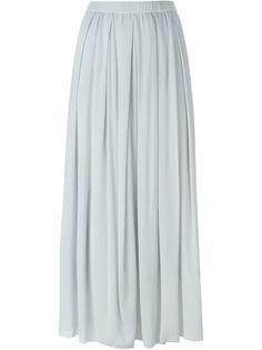 плиссированная длинная юбка   Kristensen Du Nord