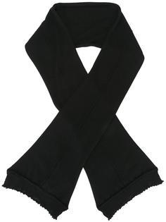 шарф с необработанными краями Damir Doma