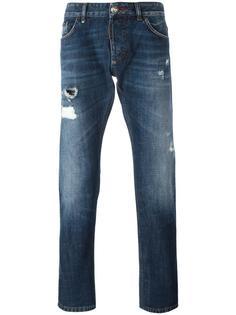прямые джинсы 'Flamingo'  Philipp Plein