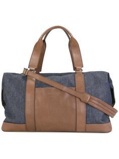 джинсовая дорожная сумка  Brunello Cucinelli