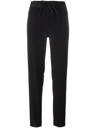 спортивные брюки на шнурке DKNY
