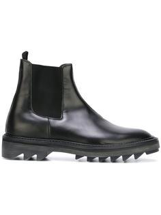 ботинки челси на ребристой подошве Premiata