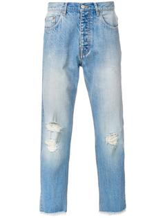 distressed jeans  Myne