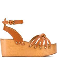 сандалии на платформе 'Zia'  Isabel Marant