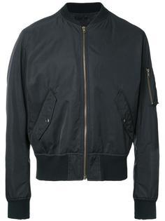 back print bomber jacket  Myne