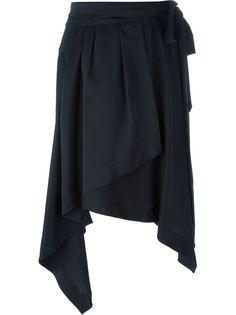 юбка с запахом 'Linn'  Isabel Marant