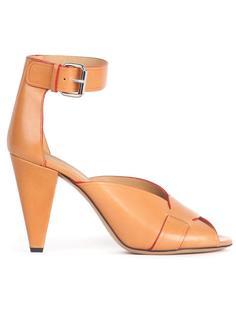 туфли-лодочки с открытым носком Isabel Marant