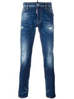 джинсы с потертой отделкой 'Cool Guy' Dsquared2