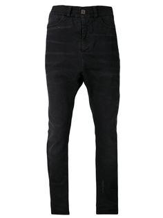 брюки с заниженной промежностью 10Sei0otto