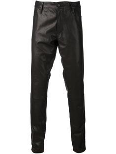 свободные брюки Ann Demeulemeester