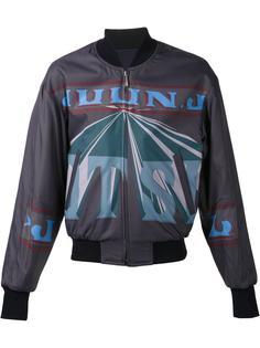 куртка бомбер Juun.J