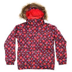 Куртка детская Burton Twist Bmr Jk Sangria Tutti Frutti