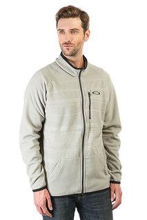 Толстовка классическая Oakley Goods Fleece Jacket Stone Gray