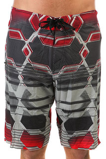 Шорты пляжные Oakley Blade Boardshort 21 Red Line